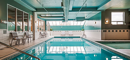 Indoor Aquatic Centre